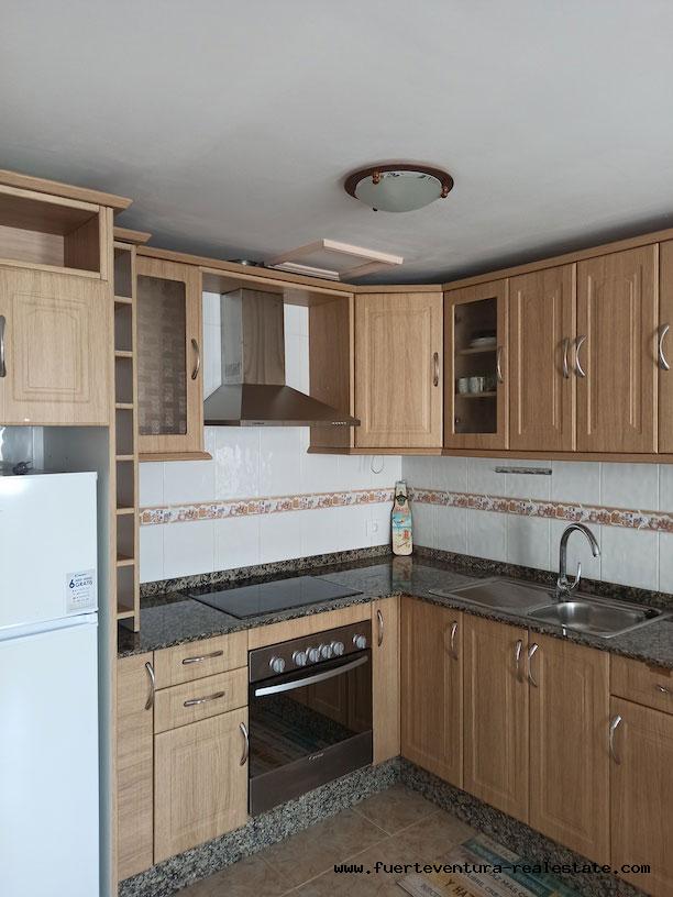 Zu verkaufen! Schöne Wohnung im Herzen von Corralejo auf Fuerteventura
