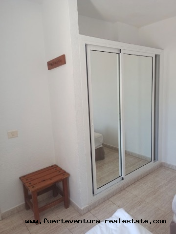 Nice Apartment for sale in the Los Alisios Playa complex in Corralejo