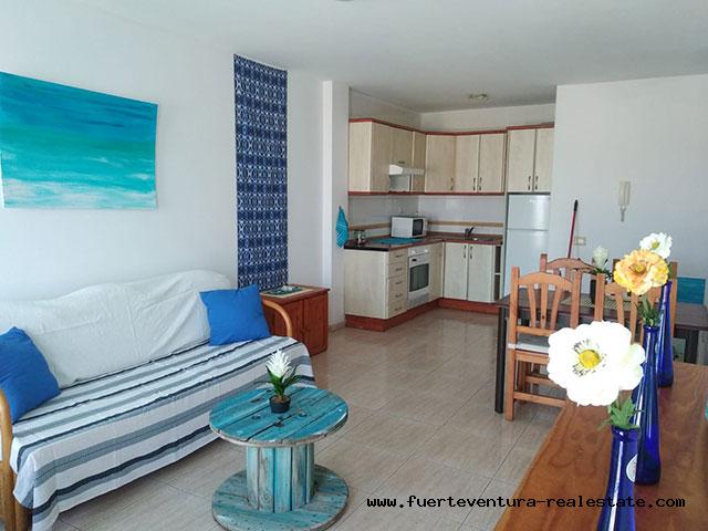 Zu verkaufen! Schöne zentral gelegene Wohnung in Corralejo