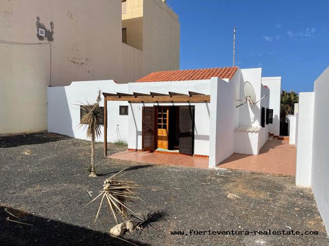 Nous vendons un magnifique chalet à Puerto del Rosario Fuerteventura