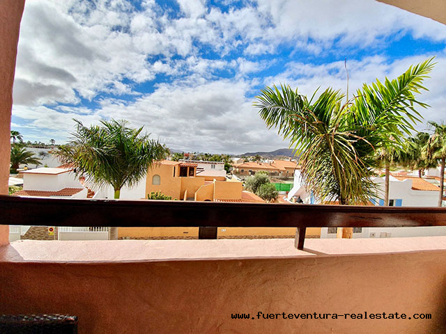 Beautiful apartment for sale in a very good location in Corralejo